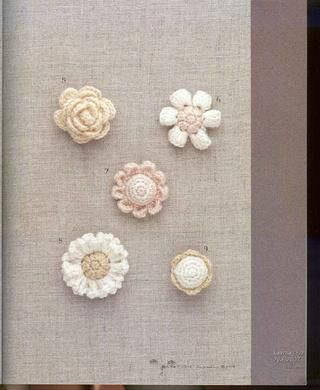 25 Best Crotchet Buttons Images On Pinterest Crochet Patterns