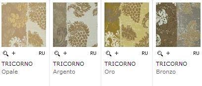 Rubelli-Stoff-Tricorno-Farbskala