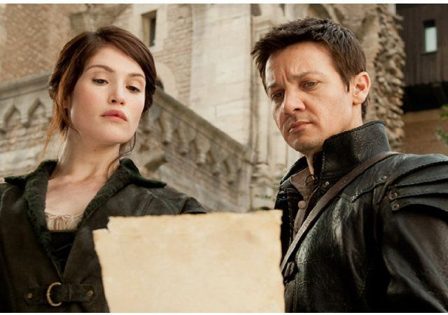 Hair- Still of Jeremy Renner and Gemma Arterton in Hansel and Gretel Witch Hunters
