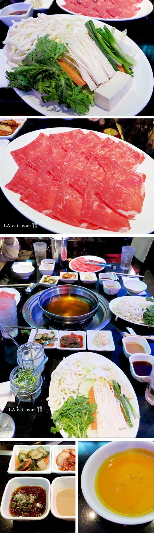 how to make korean shabu shabu