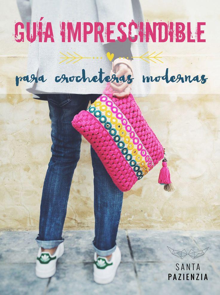 Guía imprescindible para crocheteras modernas | SANTA PAZIENZIA