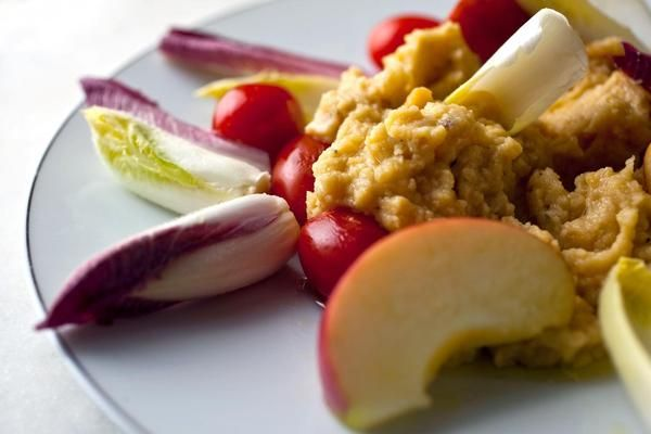 Recipes for Health - Greek Yellow Split Pea Purée - NYTimes.com