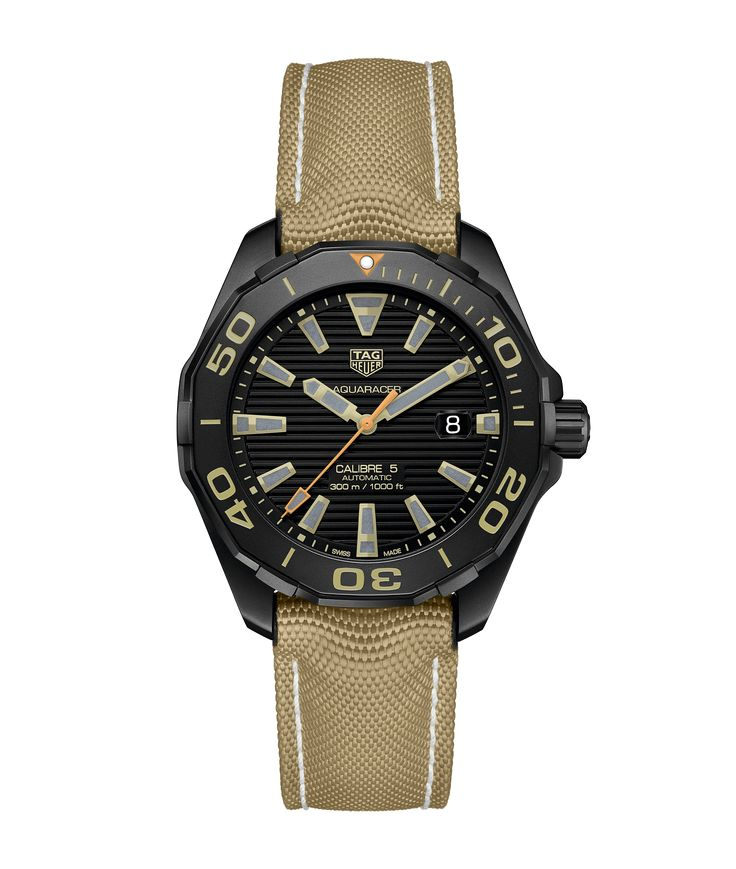 Aquaracer Calibre 5 Automatic Watch 300 M - 43 mm WAY208C.FC6383  TAG Heuer watch price
