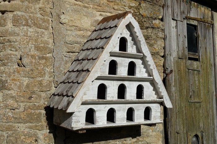Rustic 4 tier Birdhouse | Wildlife World