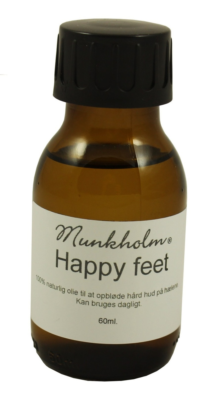 Munkholm Happy Feet til fødderne - online hos Tankestrejf.dk