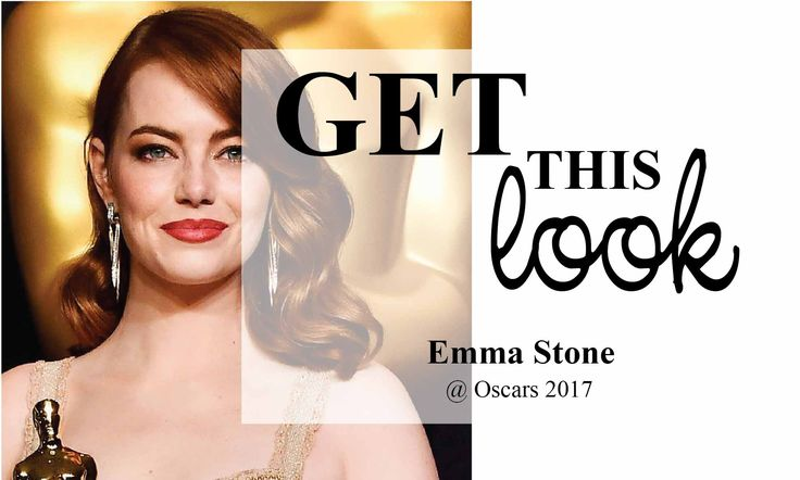 Get This Look – Emma Stone – Hidden in Beauty