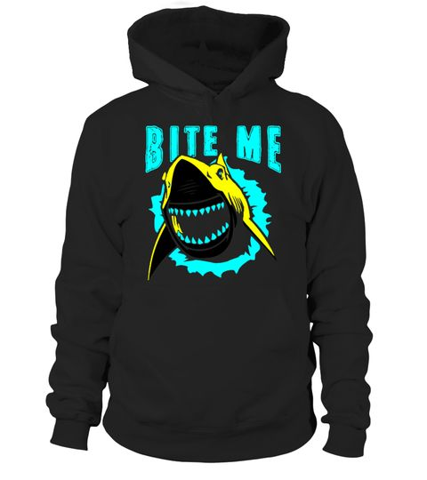 # Bite Me Great White Shark Sharp Teeth T .  Please visit http://toxym.comfor more.