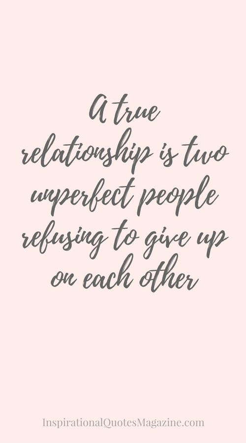 Inspirational Quote about Life and Relationships - Visit us at InspirationalQuotesMagazine.com for the best inspirational quotes!