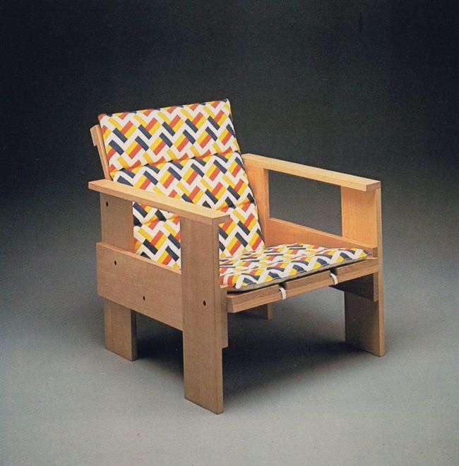 aqqindex:  Gerrit Rietveld, Crate 1, 1934