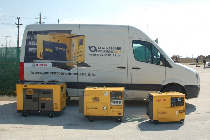 Generatoare de curent electric in București