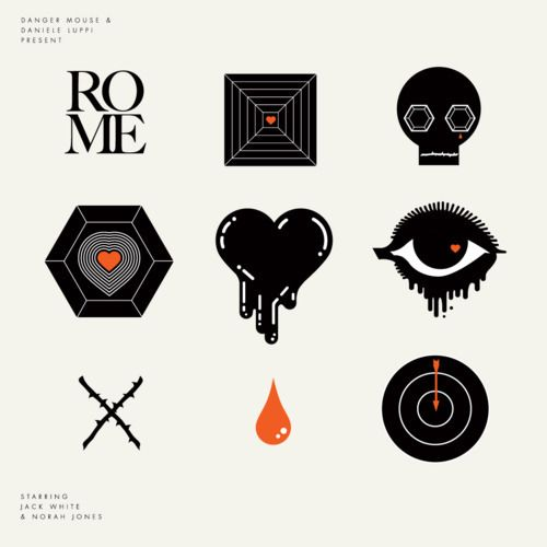 ROME icons — Designspiration