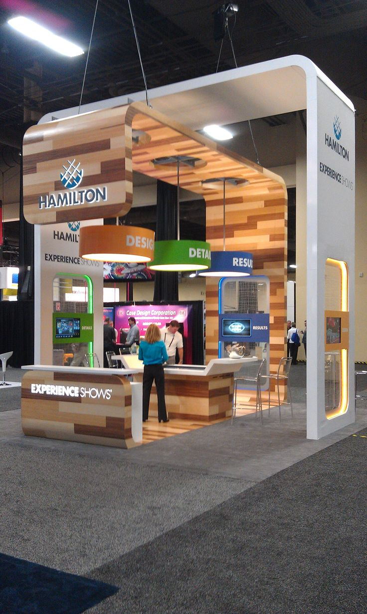 Hamilton Exhibits at Exhibitor. Make plans for #EXHIBITORLive on Feb. 28 - March…