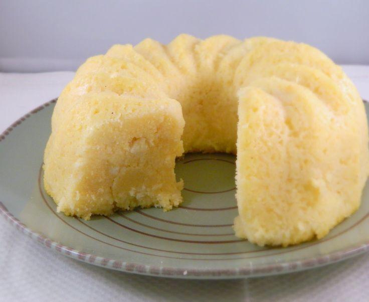 La ciambella polenta e mozzarella