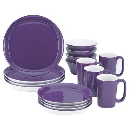 Rachael Ray 16 Piece Rampart Cookware Set