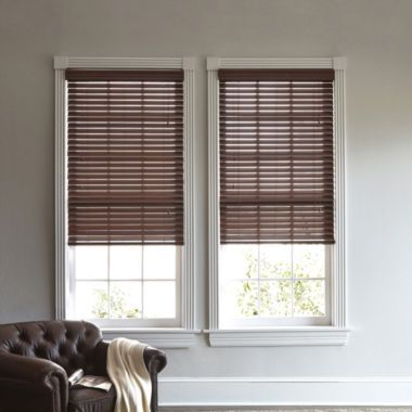 "JCPenney Home™ 2"" Wood Privacy Blinds  found at @JCPenney"