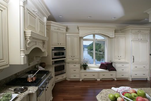 Ideas For Odd Shaped Kitchen With Awkward Low Window