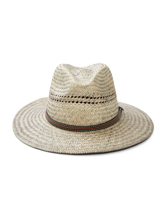 Stetson - Lone Pine Vented Seagrass Outdoor Hat  56d9cbd232a
