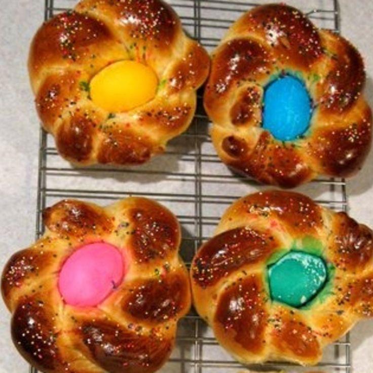Italian Easter Bread Recipe 2 | Just A Pinch Recipes
