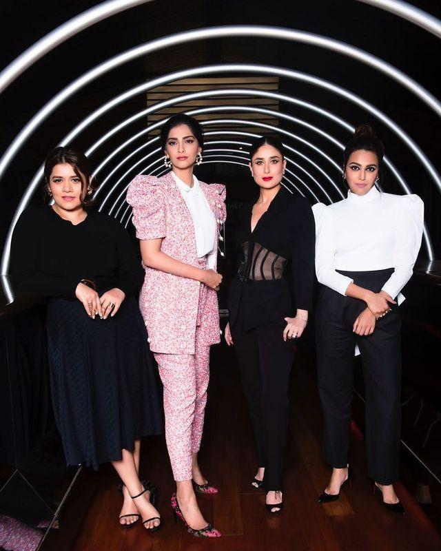 Veere Di Wedding Reviews.Pin By Riya On Kareena Kapoor Khan In 2019 Wedding Veere