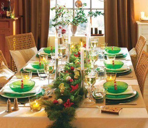 Oltre 1000 idee su decorazioni per la tavola di natale su pinterest natale centritavola di - Decorazioni tavola ...