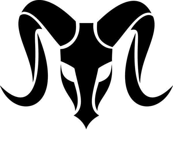 Aries logo on Behance