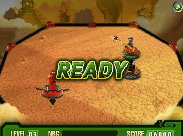 Ninjago #Energy #Spear #Battle   Ninjago Games   Pinterest ...