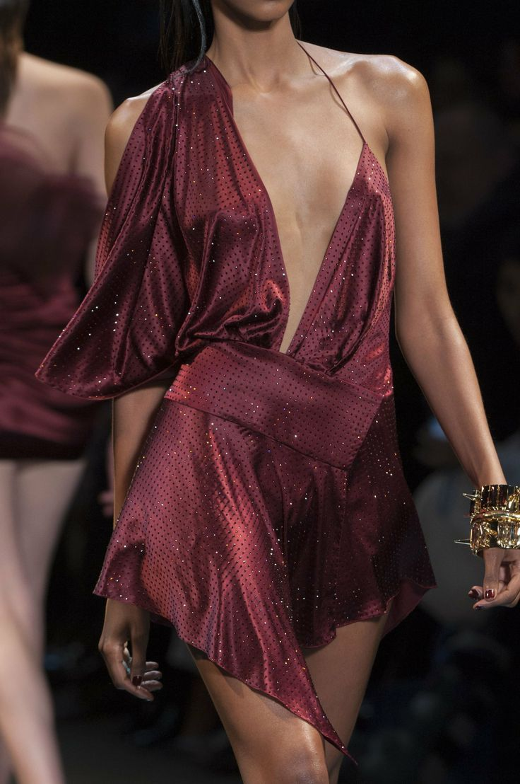 BORDEAU, WINE & PURPLE  |   Alexandre Vauthier Details HC S'14  |   bordeaux, wine & purple