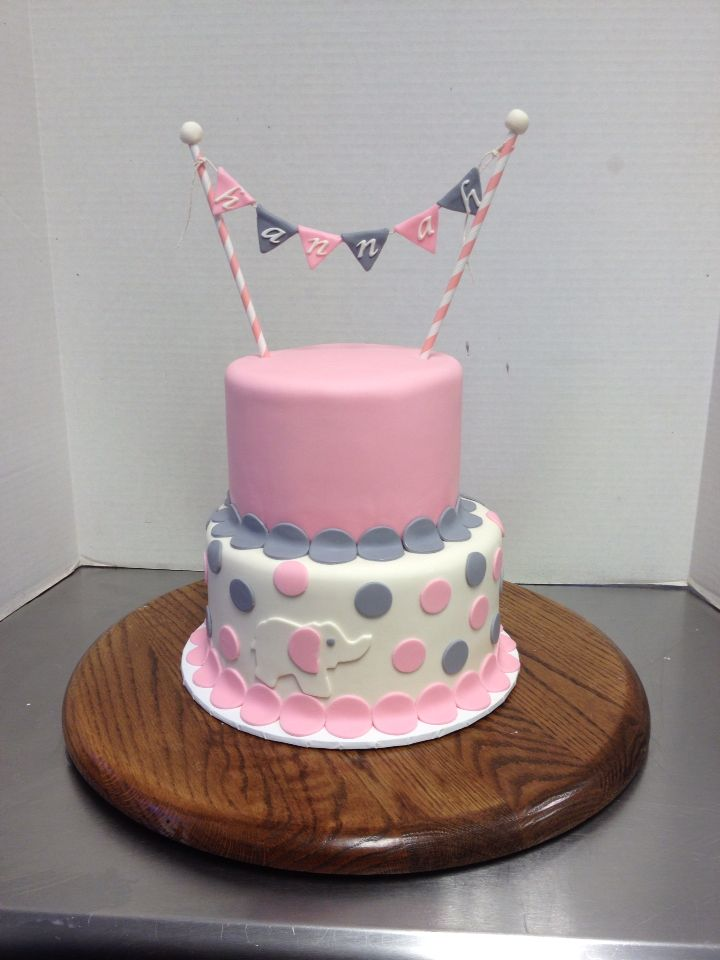 Elephant Themed Baby Shower Cakes ~ Best baby shower cakes images on pinterest