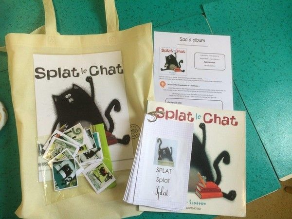 54 best splat images on pinterest kitty cats baby books and cats sacs album chez marie b fandeluxe Gallery