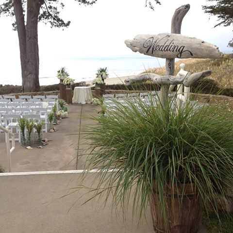 Wedding Bluff At Seascape Beach Resort Decor And Flowers By