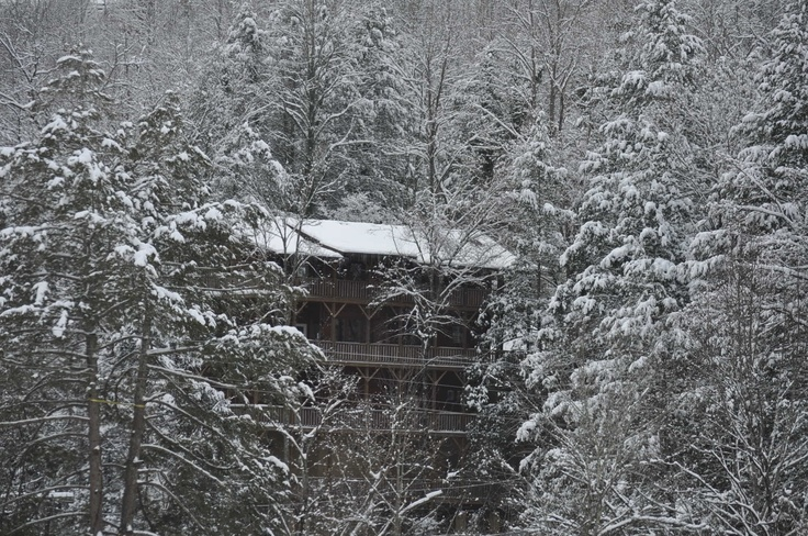 30 best ideas about favorite places spaces on pinterest for Tennessee winter cabins