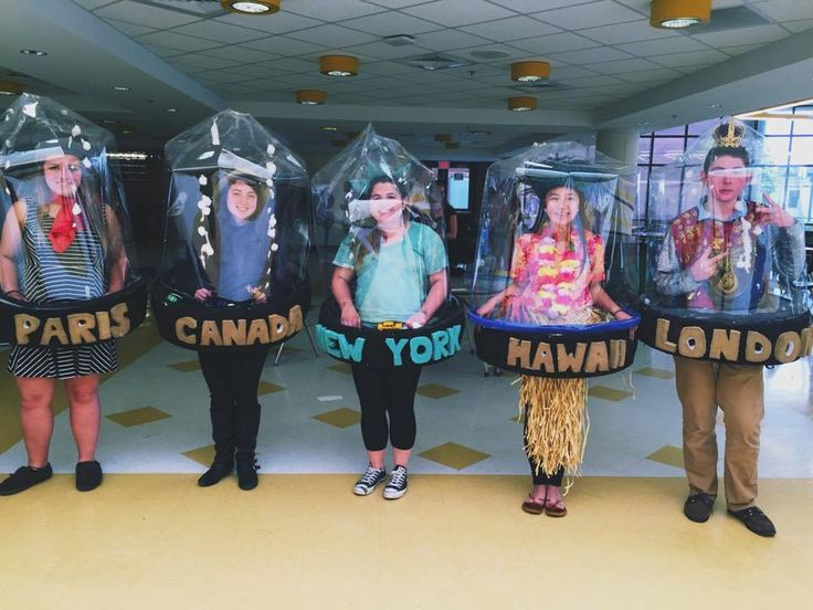 halloween costume group roller coaster