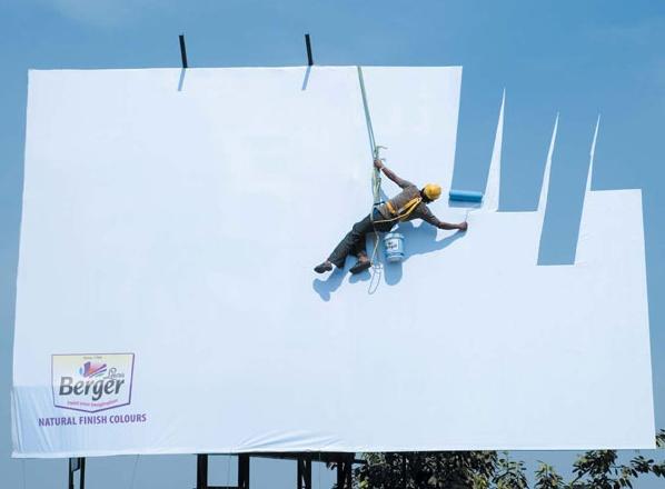 Nice Billboard Advertisements by JWT (Mumbai, India)