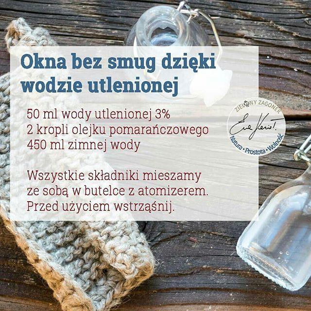 Czy to możliwe, że to woda utleniona jest sekretnym składnikiem profesjonalnych firm myjących okna? Zapraszam na wpis: https://zielonyzagonek.pl/woda-utleniona-do-sprzatania/ #ekosprzatanie #czystydom #wyrzucchemiezdomu #ewakoziol #ekokobieda #dombeztoksyn #czysteokna #domoweporzadki