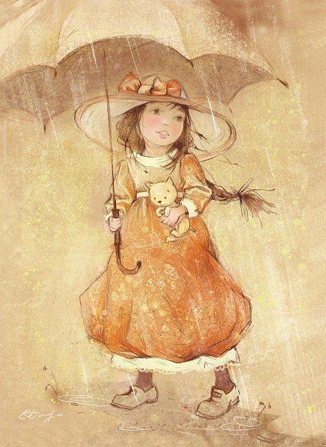 Зонт © Екатерина Бабок