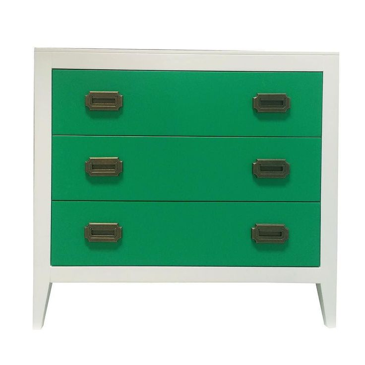Our Kelly Green Devon Dresser Makes Us Feel Like Dorothy When She Finally  Got To Emerald