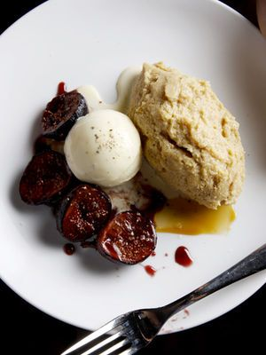 This warming cornmeal-thickened sugar pudding recipe comes to us from Ed Brown, chef-owner of Ed's Chowder House in Manhattan.