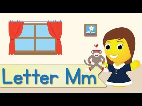 Letter M Song ficial Letter M Music Video by Have Fun Teaching