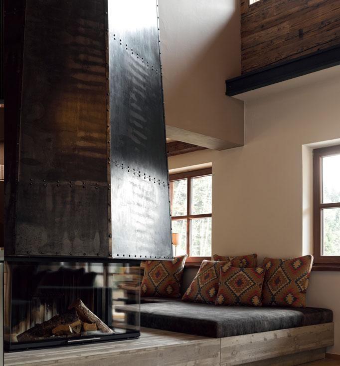 8 best kamin kitz images on pinterest interior for Hoflehner interiors