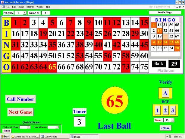 Bingo Software - Upgrade to Bingo Software Created in America!