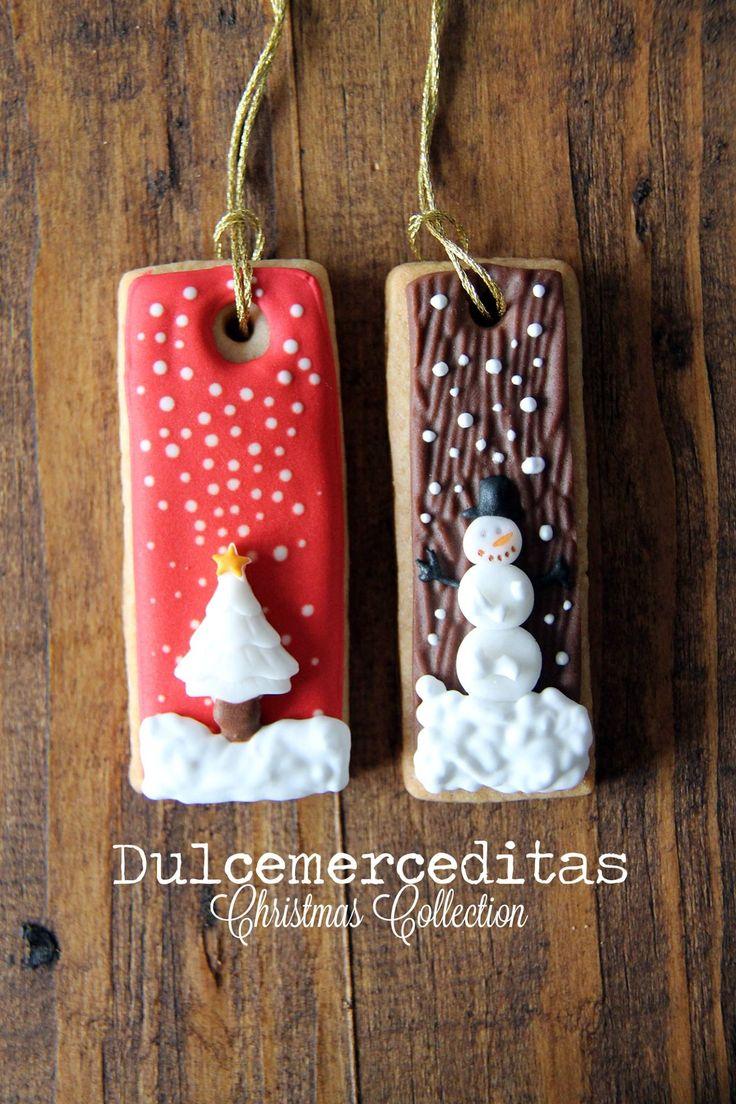 Christmas Cookie Sticks | Dulcemerceditas