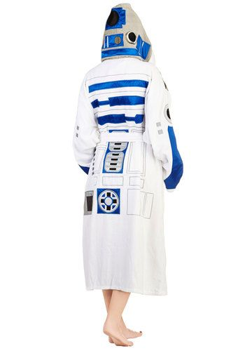 The Robe You're Looking For in R2D2, #ModCloth