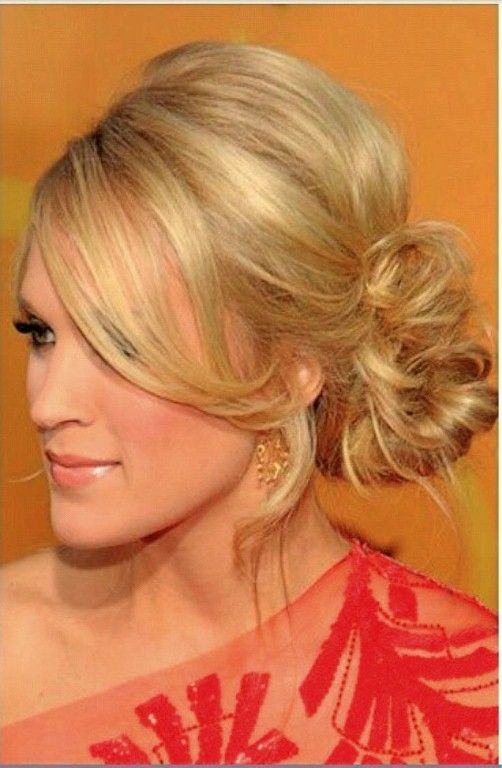 mother of the groom hairstyles with bangs My Style Pinterest ...