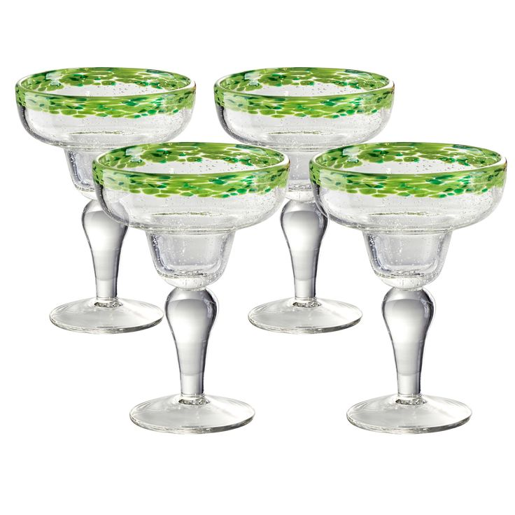 Mingle Margarita Glass