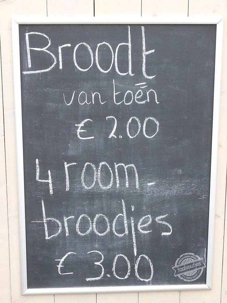 Ik brood, jij broodt, wij broden ... #taalvout   (Met dank aan Jos Peters!)