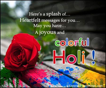 Dgreetings - Holi Cards