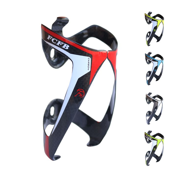 2017 FCFB bottle cage road bike mountain bike 3k cycling carbon fibre bicycle bottle cage  bike cage cycling Water bottle holder