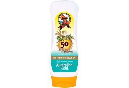 Australian Gold - Australian Gold SPF 50 LOTION KIDS aurinkosuojavoide lapsille 237 ml