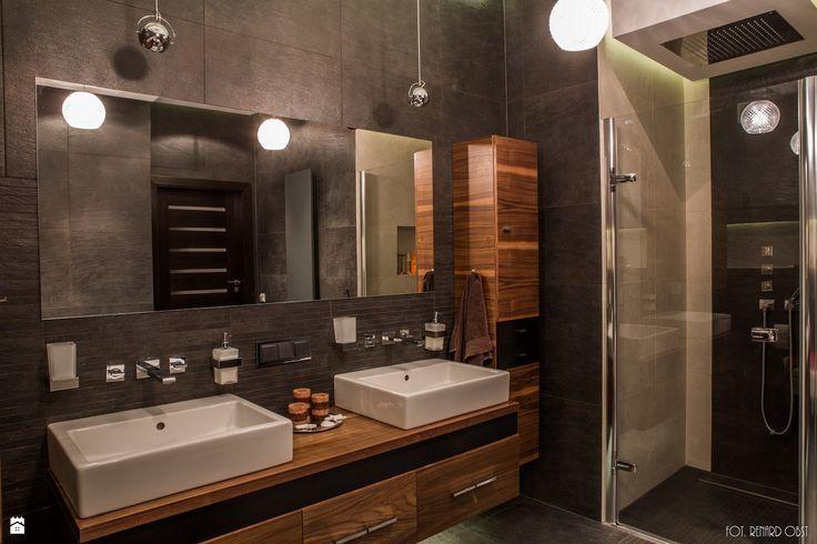 Łazienka - zdjęcie od inGROO | pracownia projektowa - Łazienka - inGROO | pracownia projektowa