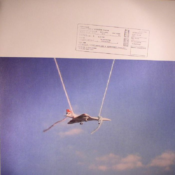 The artwork for the vinyl release of: Retrogott - Funky Beats and A Supersonic Turbojet (Ava) #music House